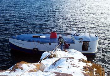 Lake Superior Fishing Boats Going Extinct
